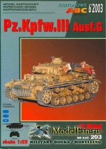 GPM 203 - Pz.Kpfw.III Ausf.G