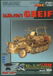 GPM 204 - Sd.Kfz.250/3 Greif