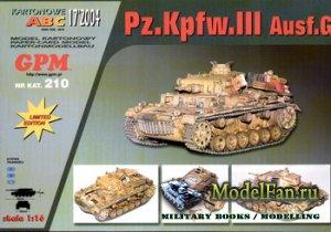 GPM 210 - Pz.Kpfw. III Ausf.G