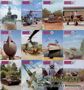 HPM (Historie a plastikove modelarstvi) журналы за 2002 год