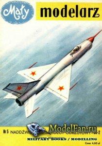 Maly Modelarz №5 (5/1958) - Samolot SU-2