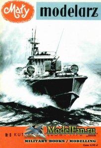 Maly Modelarz №6 (6/1958) - Kuter torpedowy typu