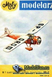 Maly Modelarz №7 (7/1958) - Samolot
