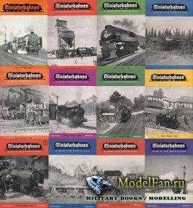 MIBA (Miniaturbahnen) журналы за 1950 год