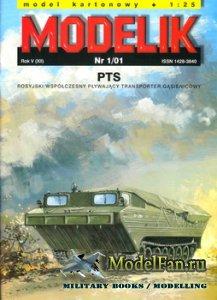 Modelik 1/2001 - PTS