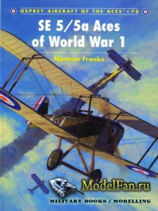 Osprey - Aircraft of the Aces 78 - SE 5/5a Aces of World War 1