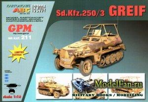 GPM 211 - Sd.Kfz.250/3 Greif