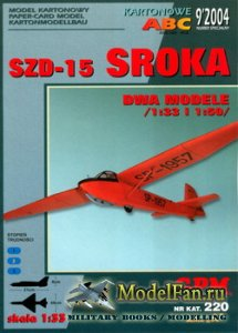 GPM 220 - SZD-15 Sroka