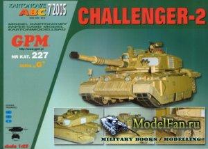 GPM 227 - Challenger-2