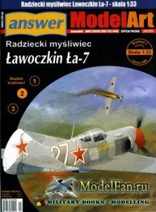 Answer. ModelArt 1/2006 Special - Lawotschkin La-7