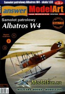 Answer. ModelArt 4/2006 - Albatros W4