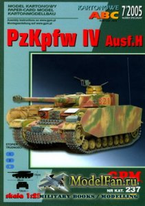 GPM 237 - PzKpfw IV Ausf. H