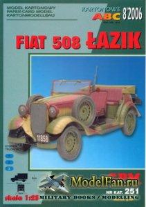 GPM 251 - Fiat 508 Lazik