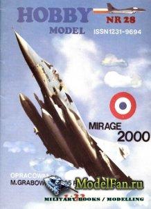 Hobby Model №28 - Mirage 2000