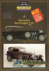 Alcan - Mercedes Sportwagen S26 (1927)