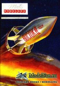 Maly Modelarz №6 (1962) - Statki Kosmiczne