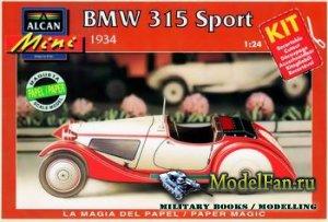 Alcan - BMW 315 Sport (1934)