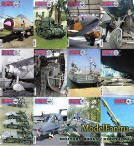 HPM (Historie a plastikove modelarstvi) журналы за 2007 год