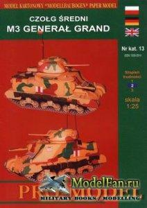 Pro-Model №13 - M3 General Grand