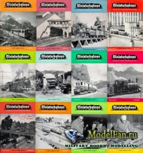 Miniaturbahnen журналы за 1954 год