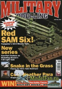 Military Modelling Vol.36 No.6 2006