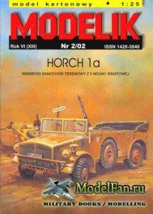Modelik 2/2002 - Horch 1a