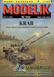 Modelik 3/2002 - KRAB