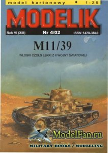 Modelik 4/2002 - M11/39