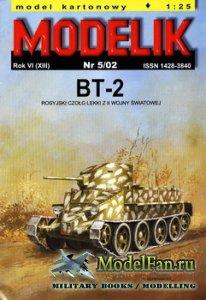 Modelik 5/2002 - BT-2