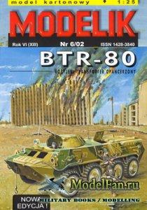 Modelik 6/2002 - BTR-80