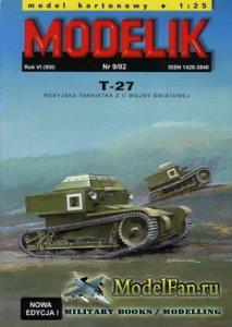 Modelik 9/2002 - T-27