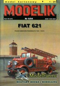Modelik 6/2004 - FIAT 621