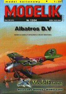 Modelik 13/2004 - Albatros D.V