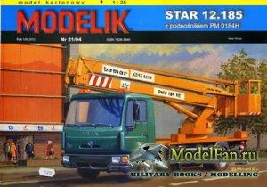 Modelik 21/2004 - STAR 12.185 + PM 0184H