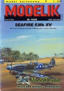 Modelik 10/2005 - Seafire F.Mk.XV