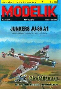 Modelik 17/2005 - Junkers Ju-86 A1