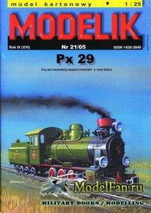 Modelik 21/2005 - Px 29