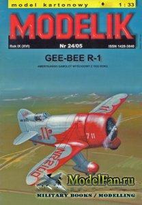 Modelik 24/2005 - Gee-Bee R1