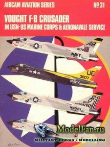 Osprey - Aircam Aviation №31 - Vought F-8 Crusader