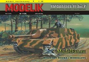 Modelik 11/2006 - Jagdpanzer VI Ausf.F