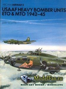 Osprey - Airwar 2 - USAAF Heavy Bomber Units - ETO & MTO 1942-45