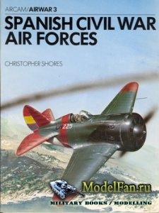 Osprey - Airwar 3 - Spanish Civil War Air Forces