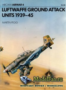 Osprey - Airwar 4 - Luftwaffe Ground Attack Units 1939-45
