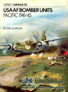 Osprey - Airwar 22 - USAAF Bomber Units Pacific 1941-45