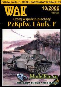 WAK 10/2006 - Pz.Kpfw. I Ausf.F