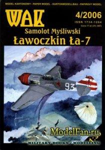 WAK 4/2006 - Лавочкин Ла-7