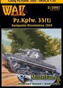 WAK 2/2007 Extra - Pz.Kpfw. 35(t)