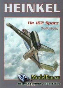 MBI - Heinkel He 162 Spatz (Volksjager)