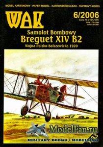WAK 6/2006 - Breguet XIVB2