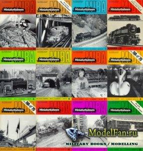 MIBA (Miniaturbahnen) журналы за 1979 год